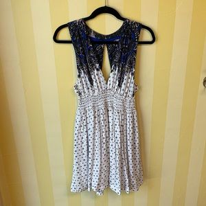 Free People Walking Through My Dreams Dress M